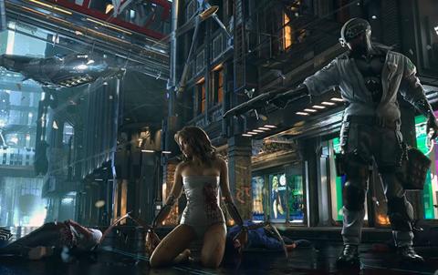 Скачать Cyberpunk 2077 на пк торрентом