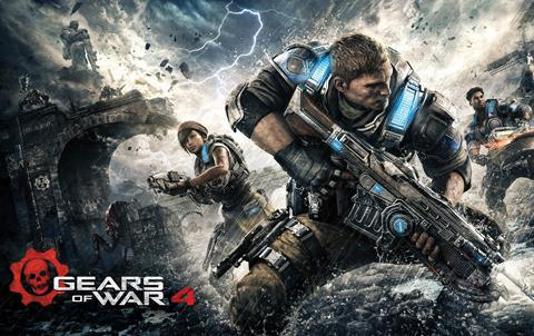 Скачать Gears of War 4 pc