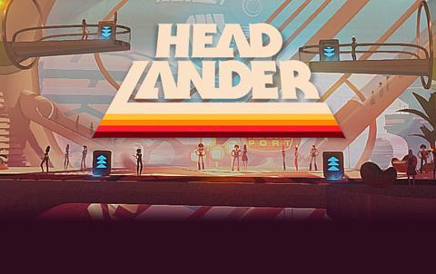 Скачать Headlander на пк торрентом