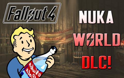 Скачать Fallout 4 Nuka-World на пк торрентом