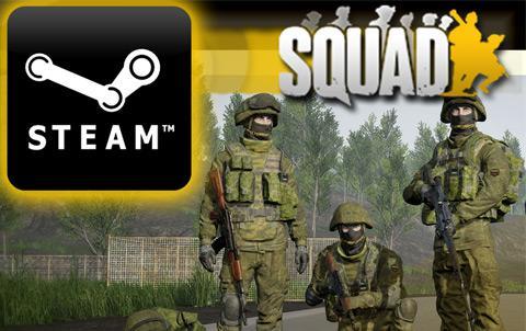 Скачать Steam Squad (2016) на русском языке бесплатно