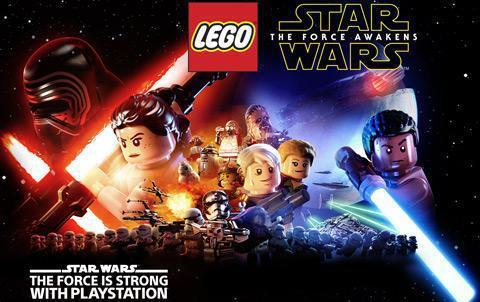 Скачать LEGO Star Wars: The Force Awakens через торрент на пк