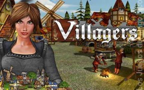 Скачать Villagers через торрент