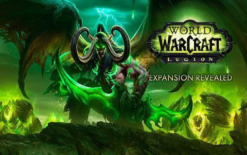Скачать World of Warcraft: Legion на компьютер бесплатно