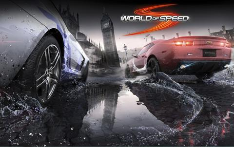 Скачать World of Speed на pc