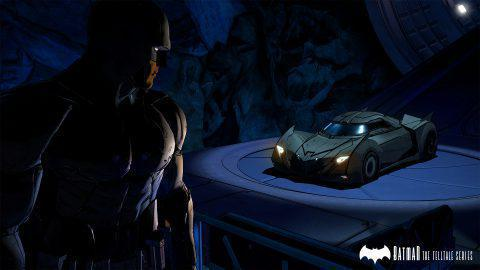Скачать Batman: The Telltale Series на ПК