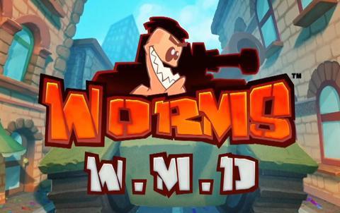 Скачать Worms W.M.D на компьютер бесплатно