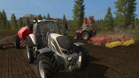 Скачать Farming Simulator 17 на пк