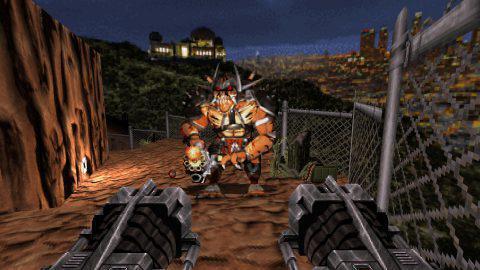 Скачать Duke Nukem 3D: 20th Anniversary World Tour на пк бесплатно