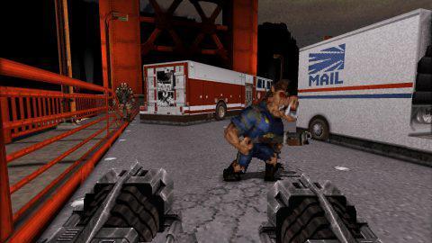 Скачать Duke Nukem 3D: 20th Anniversary World Tour на пк через торрент