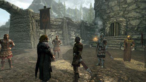 The Elder Scrolls V Skyrim - Special Edition PC Game скачать