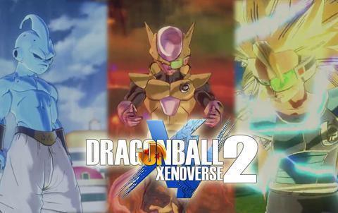 Dragon Ball: Xenoverse 2 [Update 1 + 3 DLC] PC скачать торрентом