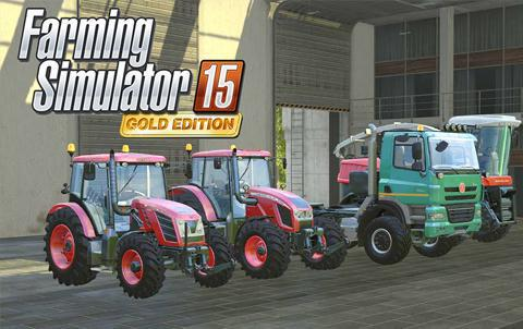 Скачать Farming Simulator 15: Gold Edition на пк бесплатно