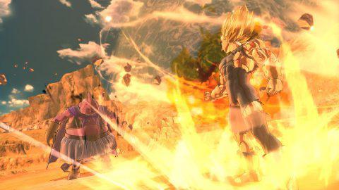 Скачать Dragon Ball: Xenoverse 2 на пк