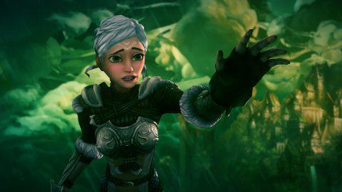 Скачать Silence: The Whispered World 2