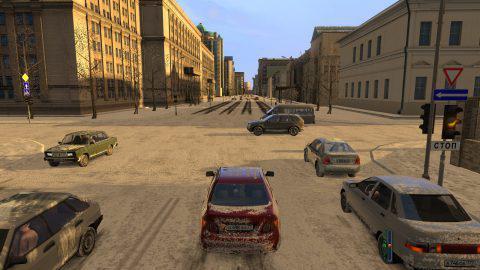 Скачать City Car Driving на пк бесплатно