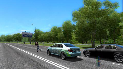 Скачать City Car Driving на пк через торрент бесплатно