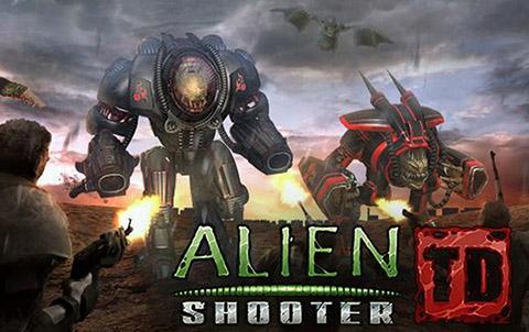 Скачать Alien Shooter TD (2017) на пк бесплатно