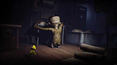 Скачать Little Nightmares на русском