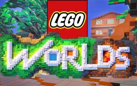 Скачать LEGO Worlds