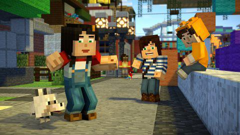 Minecraft: Story Mode Season 2 скачать на компьютер