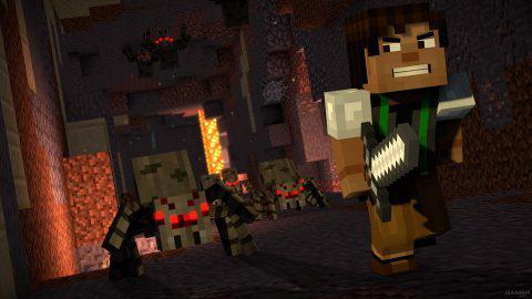 Minecraft: Story Mode Season 2 скачать на пк на русском