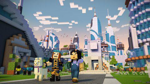 Minecraft: Story Mode Season 2 скачать на пк с торрента бесплатно и без смс