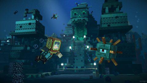 Minecraft: Story Mode Season 2 скачать на пк с торрента