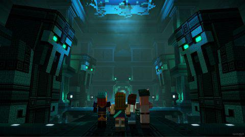 Minecraft: Story Mode Season 2 скачать на пк