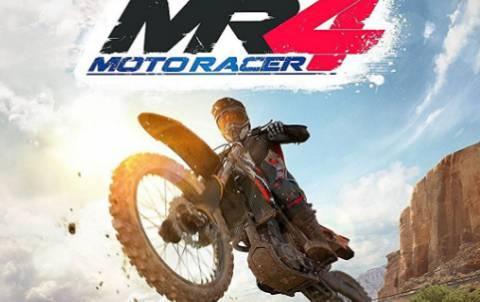 Скачать Moto Racer 4