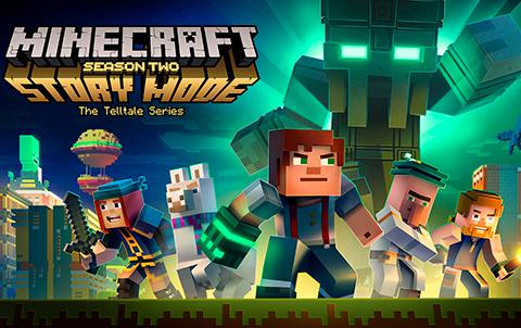 Скачать Minecraft: Story Mode Season 2 - A Telltale Games Series