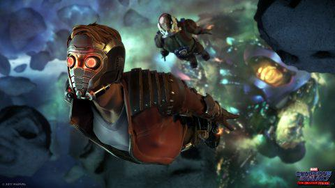 Торрент игра Marvel's Guardians of the Galaxy: The Telltale Series
