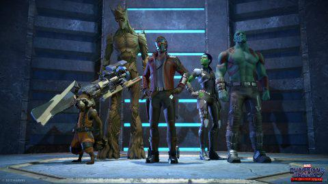 Скачать бесплатно Marvel's Guardians of the Galaxy: The Telltale Series