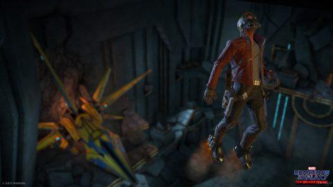 Скачать Marvel's Guardians of the Galaxy: The Telltale Series