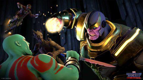 Marvel's Guardians of the Galaxy: The Telltale Series скачать торрентом