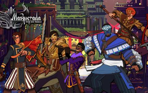 Скачать Masquerada: Songs and Shadows