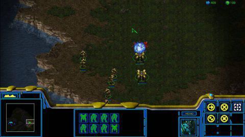 StarCraft Remastered HD протосы