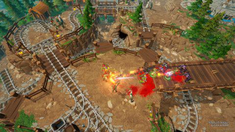 Скачать торрент Dungeons 3