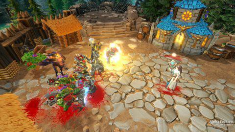Скачать Dungeons 3 торрентом
