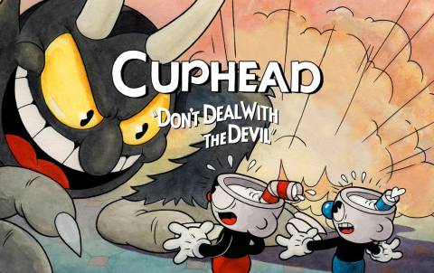 Cuphead PC игра на русском