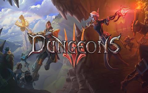 Скачать Dungeons 3 торрентом на русском