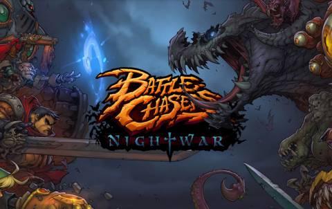 Скачать Battle Chasers: Nightwar через торрент на русском
