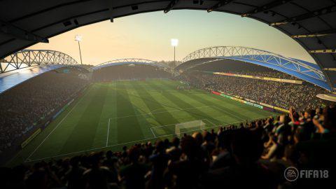 FIFA 18 скачать торрент repack xatab