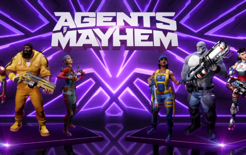 Скачать Agents of Mayhem