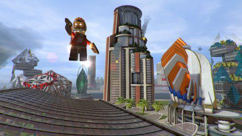 Скачать LEGO Marvel Super Heroes 2 через торрент