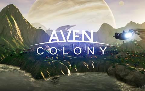 Скачать Aven Colony