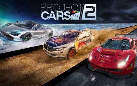 Скачать Project CARS 2 торрентом на русском