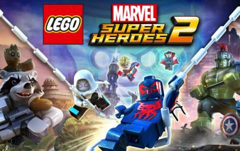 Скачать LEGO Marvel Super Heroes 2 через торрент на русском