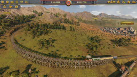 Railway Empire обзор