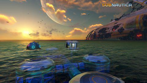 Subnautica PC GAME
